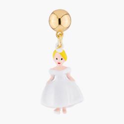 Cinderella Stud Earring -...