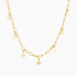 Necklace Star Chain
