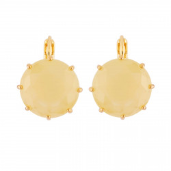 Citrine Yellow Round Stone...