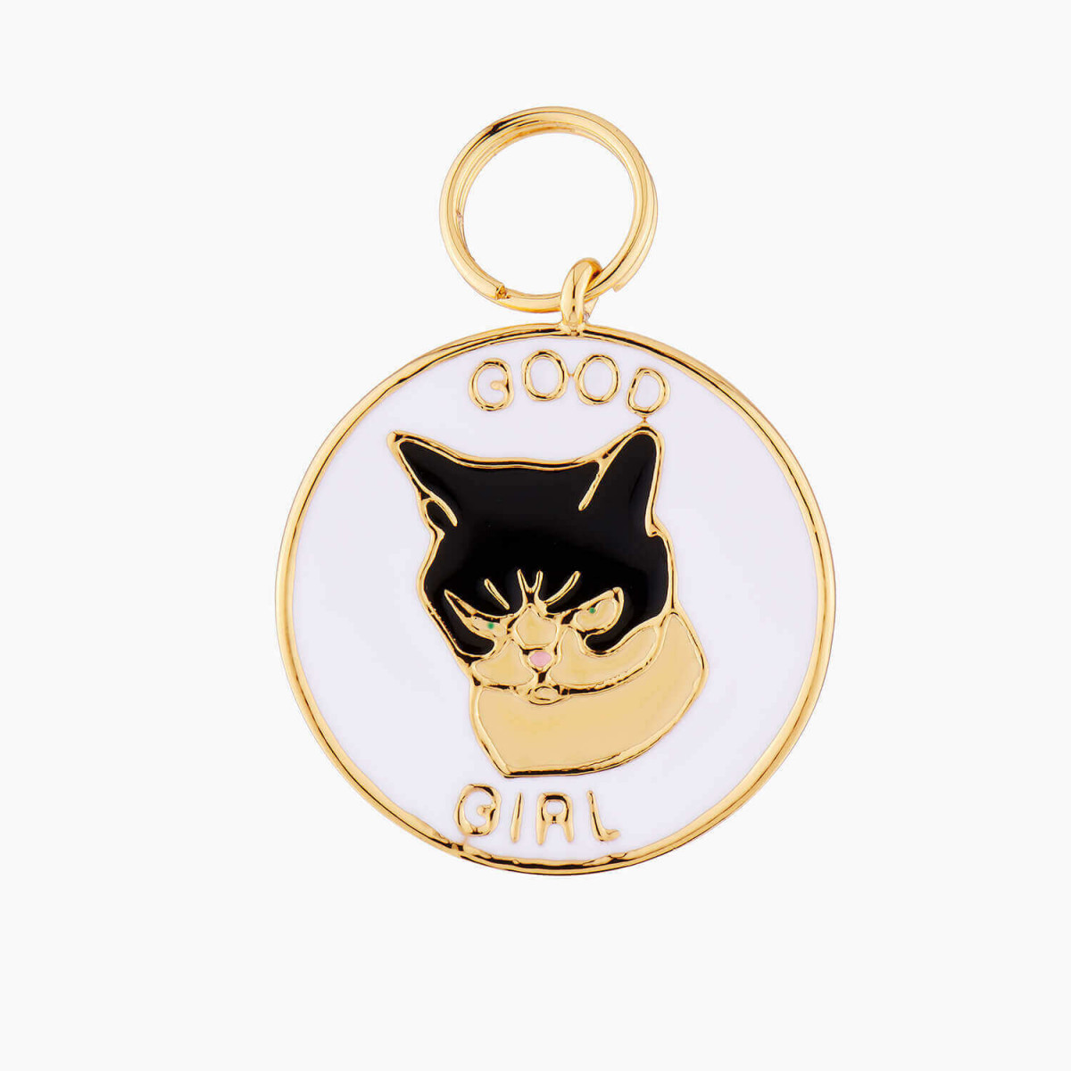 Colliers Originaux Pendentif Chat Good Girl35,00 € AMNA901/1N2 by Les Néréides