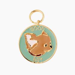Colliers Originaux Pendentif Chihuahua Good Boy35,00€ AMNA903/1N2 by Les Néréides