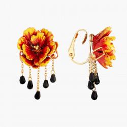 Boucles D'oreilles Clip Boucles D'oreilles Clip Coquelicot Californien160,00€ AMBH101C/1Les Néréides