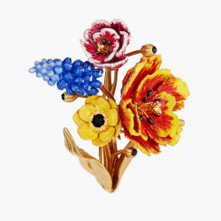 Winter Bouquet Brooch