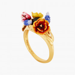 Winter Bouquet Cocktail Ring
