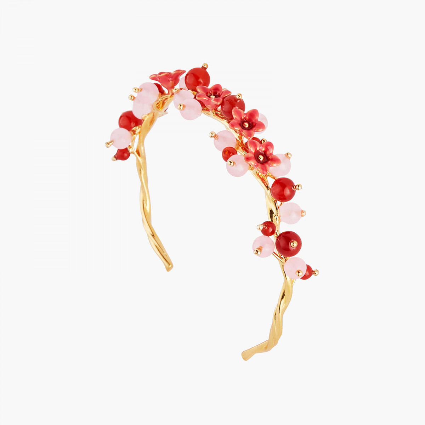 Bracelets Jonc Bracelet Jonc Groseilles Et Fleurs Miraculeuses220,00€ AMCM202/1Les Néréides