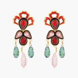 Boucles D'oreilles Pendantes Boucles D'oreilles Tiges Été Indien190,00€ AMEI101T/1Les Néréides