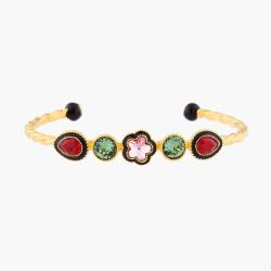 Bracelets Jonc Bracelet Jonc Fleur Indienne130,00€ AMEI201/1Les Néréides