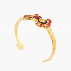 Bracelets Jonc Bracelet Jonc Motif Palme Indien150,00€ AMEI202/1Les Néréides