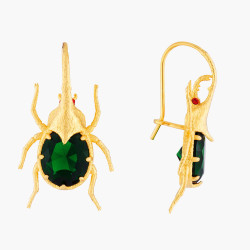 Boucles D'oreilles Pendantes Boucles D'oreilles Hook Scarabée130,00€ AMEN101H/1Les Néréides