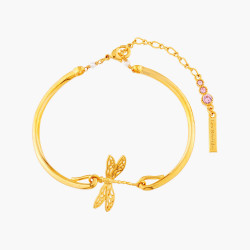 Small Dragonfly Thin Bracelet