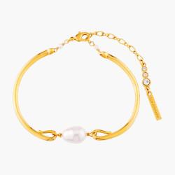 Baroque Cocoon Thin Bracelet