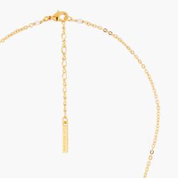 Colliers Pendentifs Collier Pendentif Petite Libellule Et Perle Iridescente80,00€ AMEN304/1Les Néréides