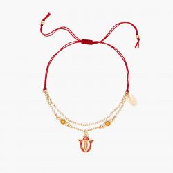 Lotus Flower Gift Bracelet