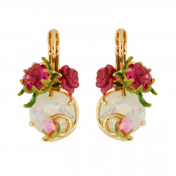 Dormeuse Earrings With...