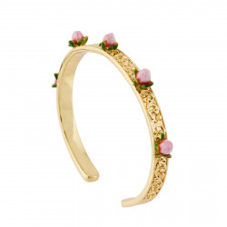 Rose Buds Bangle