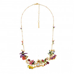 Royal Garden Couture Necklace
