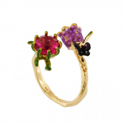 Adjustable Ring With...