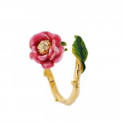 Anillo Regulable Flor Color...
