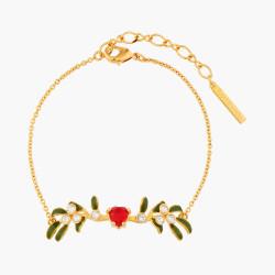 Bracelets Fins Bracelet Fin Branche De Gui En Cœur90,00€ AMSC201/1Les Néréides