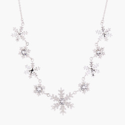 Snowflakes And Crystals...