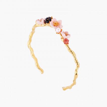 Bracelets Jonc Bracelet Jonc Framboises Et Fleurs Miraculeuses140,00€ AMCM203/1Les Néréides