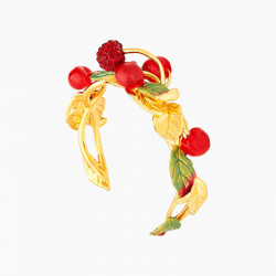 Cherries And Leaves Bangle...