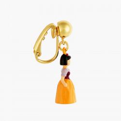 Boucles D'oreilles Originales Boucle D'oreille Clip Blanche-neige29,00€ ANCH101C/1N2 by Les Néréides