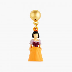 Snow White Post Earrings