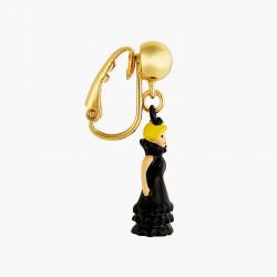 Boucles D'oreilles Originales Boucle D'oreille Clip Méchante Reine29,00€ ANCH102C/1N2 by Les Néréides