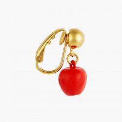 Boucles D'oreilles Originales Boucle D'oreille Clip Pomme Empoisonnée29,00€ ANCH103C/1N2 by Les Néréides