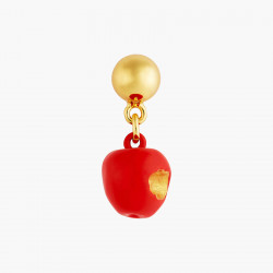 Poisoned Apple Post Earrings