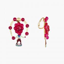 6 sienna stones necklace