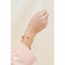 Bracelets Originaux Bracelet Etoile, Ballon, Cerises Et Etoile Fruit Circus60,00€ ANFC202/1N2 by Les Néréides