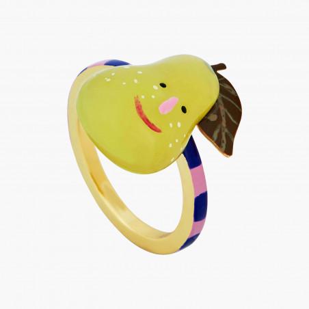 Boucles d'oreilles clip mini ballerine en tutu noir