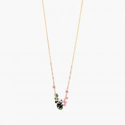 Colliers Pendentifs Collier Plastron Panda Et Fleurs140,00€ ANFL301/1Les Néréides