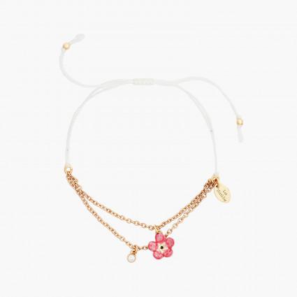 Bracelets Fins Bracelet Gift Myosotis Et Cristal Taillé45,00€ ANGIFT202/1Les Néréides