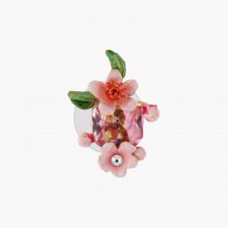 Boucles D'oreilles Tiges Boucles D'oreilles Tiges Fleur De Cerisier Et Papillon Du Japon120,00€ ANHA101T/1Les Néréides