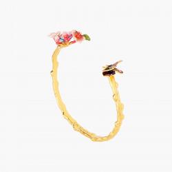 Bracelets Jonc Jonc Fleur De Cerisier Et Papillon Du Japon130,00€ ANHA201/1Les Néréides