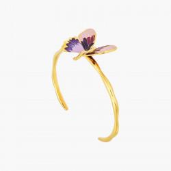 Bracelets Jonc Bracelet Jonc En Relief Papillon Terinos120,00€ ANHA208/1Les Néréides