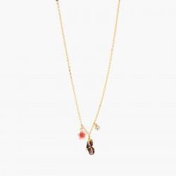 Colliers Pendentifs Collier Pendentif Papillon Du Japon Et Fleur De Cerisier90,00€ ANHA310/1Les Néréides