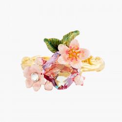 Bagues Cocktail Bague Papillon Du Japon Et Fleur De Cerisier110,00€ ANHA607/1Les Néréides