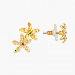Boucles D'oreilles Tiges Boucles d'oreilles asymétriques tiges jasmin étoilé110,00€ ANJA101T/1Les Néréides
