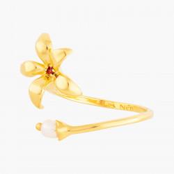 Bagues Ajustables Bague ajustable toi et moi jasmin étoilé et perle80,00€ ANJA601/1Les Néréides