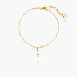 Bracelets Fins Bracelet Mini Ballerine Fleur De Myosotis50,00€ ANMDD201/1Les Néréides