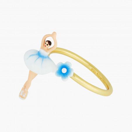 Sienna round stone bracelet