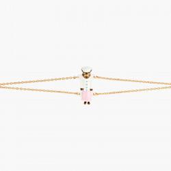 Bracelets Originaux Bracelet Le Grand Méchant Loup45,00€ ANNA202/1N2 by Les Néréides