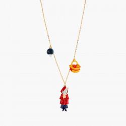 Colliers Originaux Collier Petite Souris Le Petit Chaperon Rouge Champignon Et Morceaux De Fromage85,00€ ANNA301/1N2 by Les ...