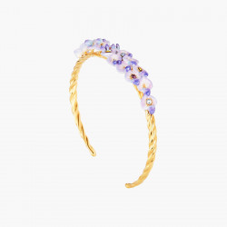 Wisteria Flowers Bangle...