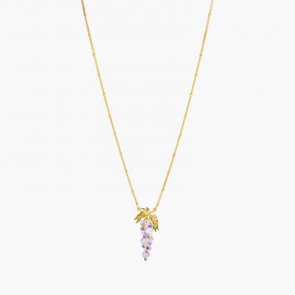 Colliers Pendentifs Collier Pendentif Fleur De Glycine120,00€ ANOF303/1Les Néréides