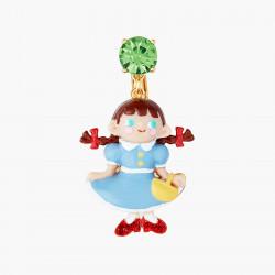 Boucles D'oreilles Originales Boucles D'oreilles Clips Dorothy Le Magicien D'oz80,00€ ANOZ101C/1N2 by Les Néréides